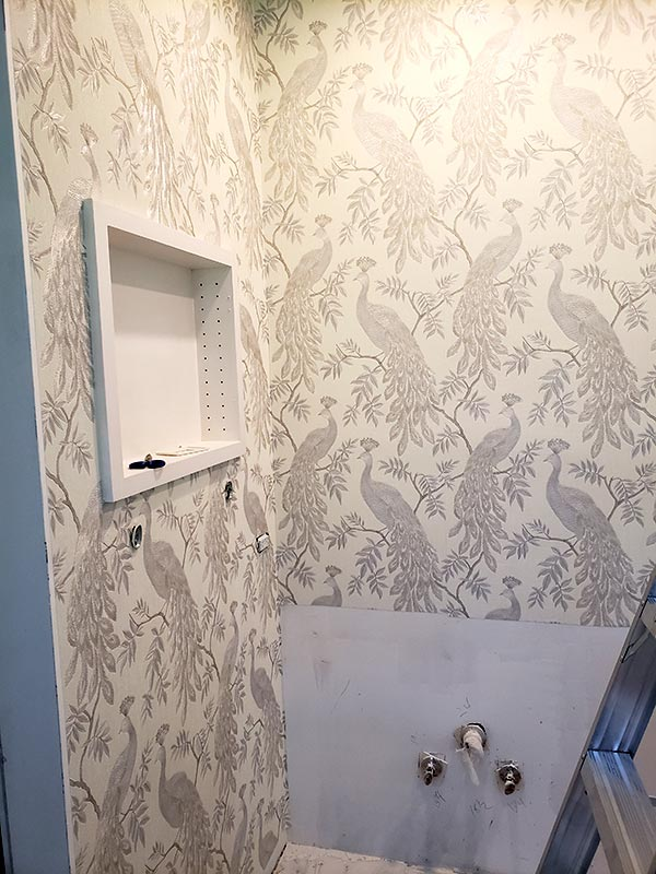 About Jincy's Wallcovering Service