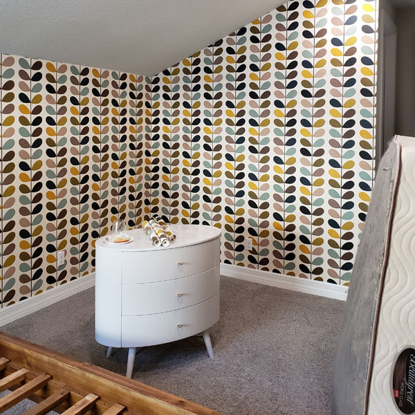 Wallcovering options